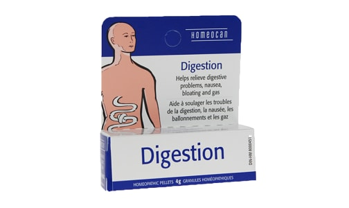 Digestion- Code#: VT0599