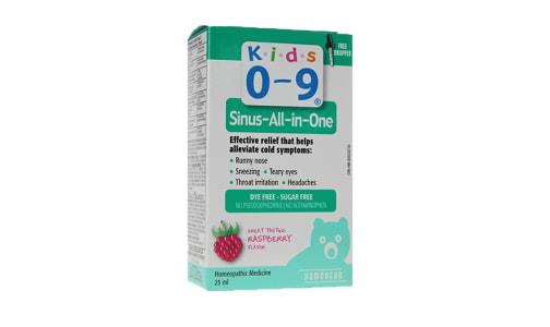 Sinus Oral Solution, Kids- Code#: VT0657