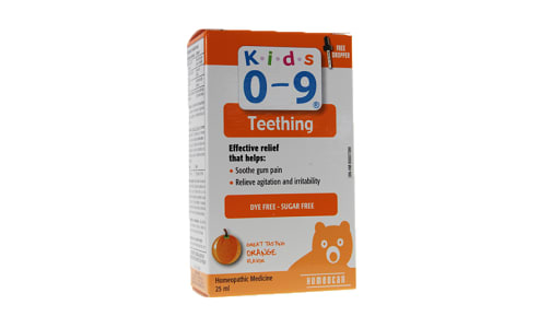 Teething Oral Solution- Code#: VT0658