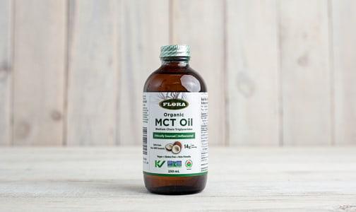 Organic MCT Oil- Code#: VT0734
