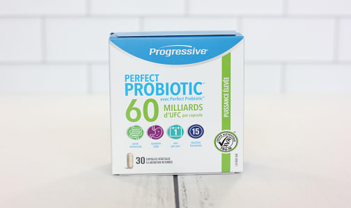 Perfect Probiotic - 60 Billion- Code#: VT0746
