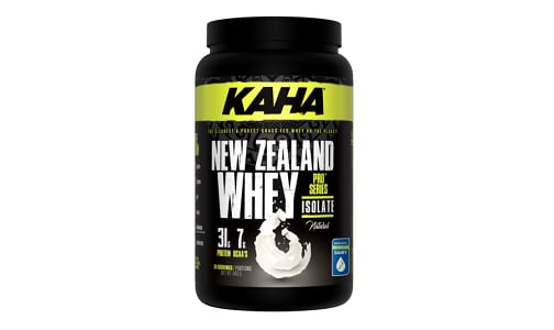 Whey Isolate - Natural- Code#: VT0759