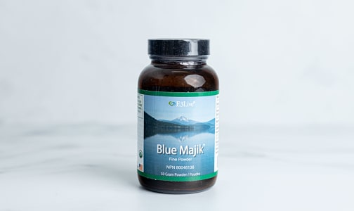 Organic Blue Majik Powder- Code#: VT0780