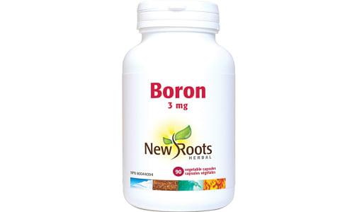 Boron- Code#: VT0797