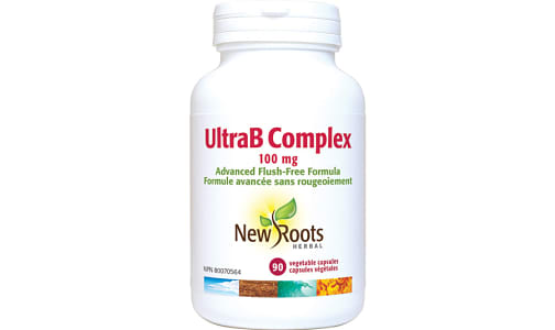 Ultra B Complex 100 mg- Code#: VT0801