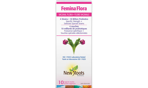 Femina Flora- Code#: VT0802