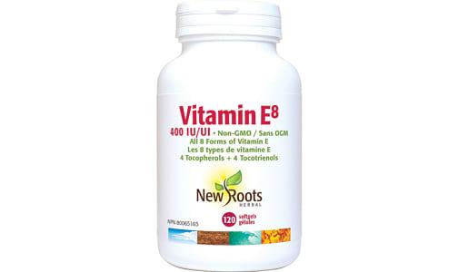 Vitamin E8 400 IU- Code#: VT0804