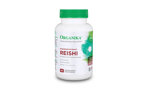Mushroom Extract - Reishi 250MG- Code#: VT0853