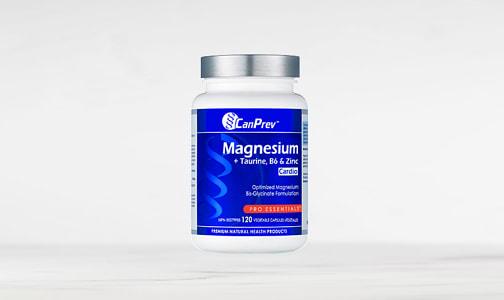 Magnesium + Taurine, B6 & Zinc for Cardio- Code#: VT0868
