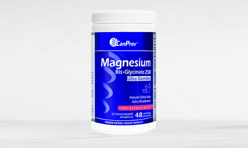 Juicy Blueberry Magnesium Bis-Glycinate Drink Mix- Code#: VT0878