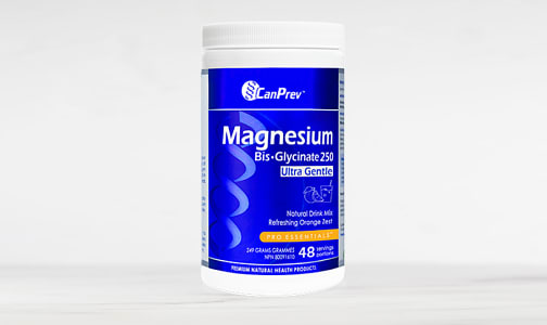 Orange Zest  Magnesium Bis-Glycinate Drink Mix- Code#: VT0879