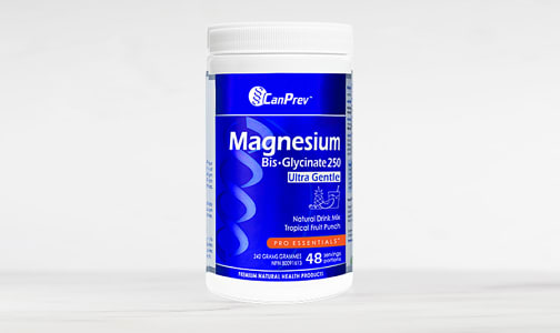 Fruit Punch Magnesium Bis-Glycinate Drink Mix- Code#: VT0880