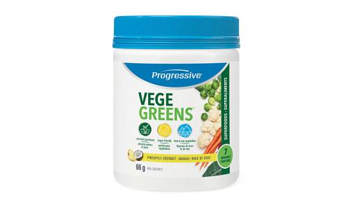 VegeGreens Pineapple Coconut- Code#: VT0893