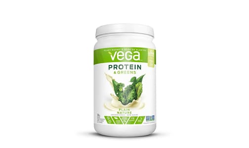 Nutritional Shake - Natural Unsweetened- Code#: VT0915