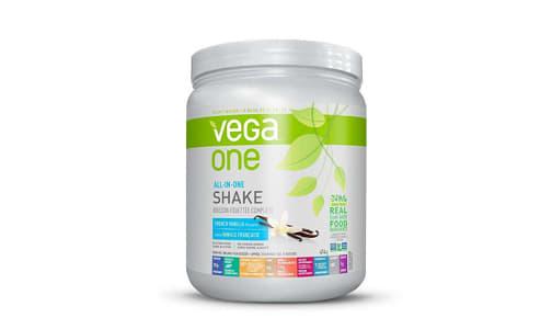 Nutritional Shake - French Vanilla- Code#: VT0916