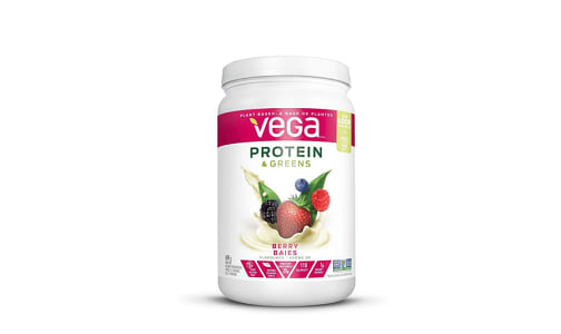 Protein & Greens - Berry- Code#: VT0918
