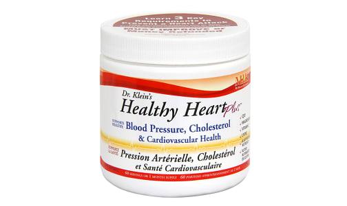 Dr. Klein's Healthy Heart Plus- Code#: VT0928