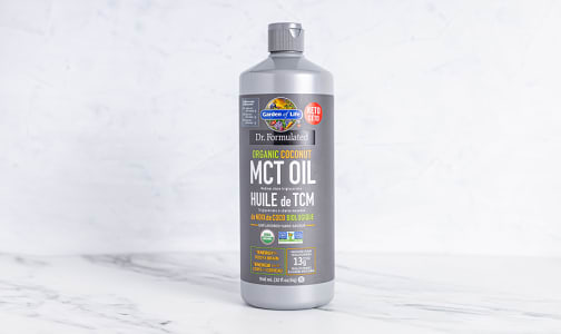 Organic Dr.Formulated - MCT Oil- Code#: VT0931