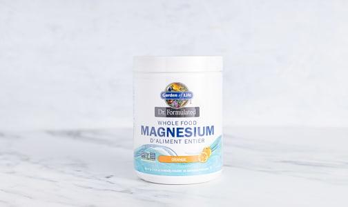 Organic Dr.Formulated - Whole Food Magnesium, Orange- Code#: VT0932