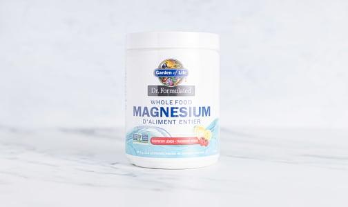Organic Dr.Formulated - Whole Food Magnesium, Raspberry Lemon- Code#: VT0933