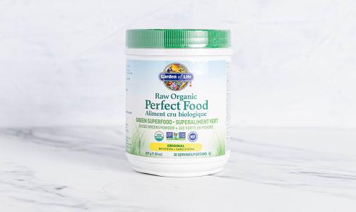 Organic RAW Perfect Food - Original- Code#: VT0935