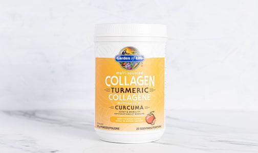 Multi-Sourced Collagen - Turmeric Apple Cinnamon- Code#: VT0959