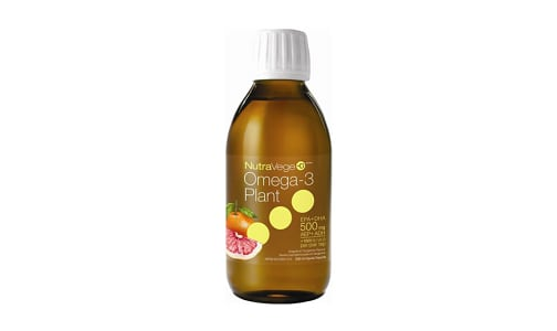 Plant Omega 3 +D - Grapefruit Tangerine- Code#: VT0961