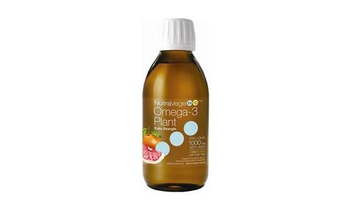 Plant Omega 3 +D Extra Strength - Grapefruit Tangerine- Code#: VT0962