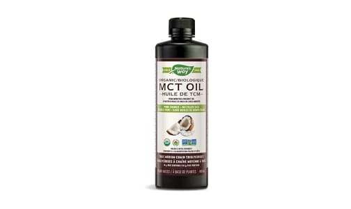 Organic MCT Oil- Code#: VT0967