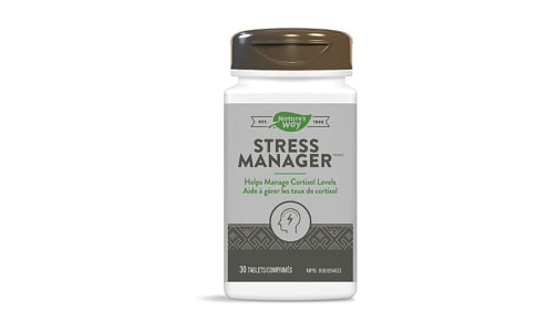 Stress Manager- Code#: VT0979