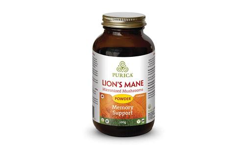 Lion's Mane Powder- Code#: VT0994