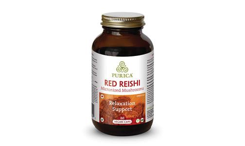 Red Reishi- Code#: VT0996