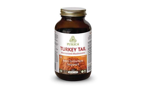 Organic Turkey Tail Coriolus- Code#: VT0997