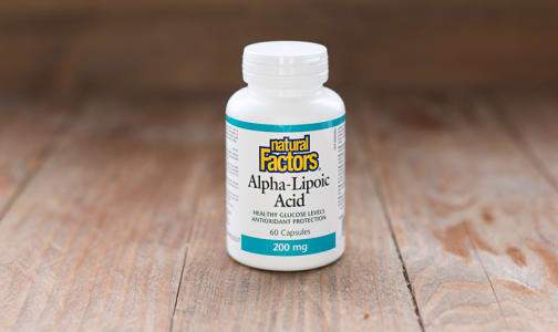 Alpha Lipoic Acid 200mg- Code#: VT1006