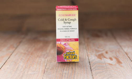 Echinamide Anti-Cold Cold & Cough Syrup- Code#: VT1033