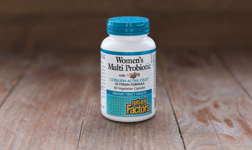 Women's Probiotic Complex- Code#: VT1054