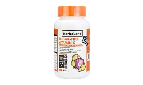 Gummy for All: Sugar-Free Vit C- Code#: VT1172