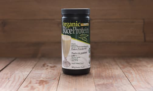 Organic Sprouted Brown Rice Protein - Natural- Code#: VT1210