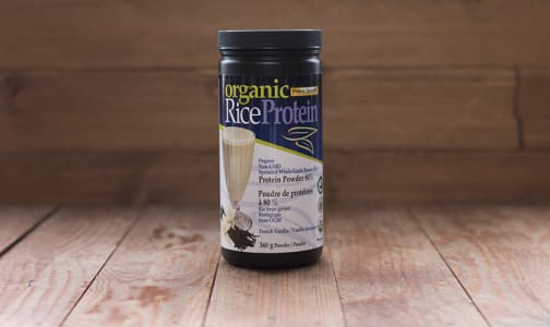 Organic Sprouted Brown Rice Protein - Vanilla- Code#: VT1211