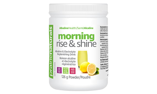 Morning Rise & Shine- Code#: VT1217