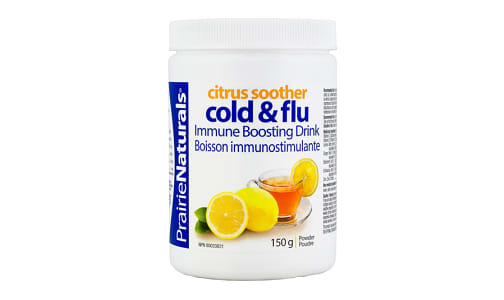 Citrus Soother Cold & Flu- Code#: VT1219