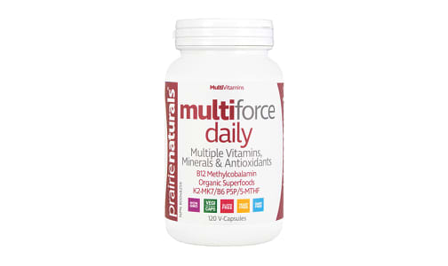 Multi-Force Daily Iron-Free- Code#: VT1226