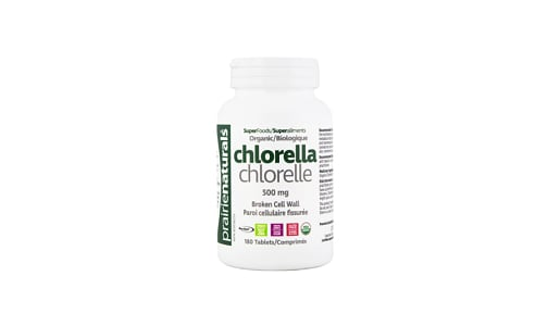 Organic Chlorella- Code#: VT1235