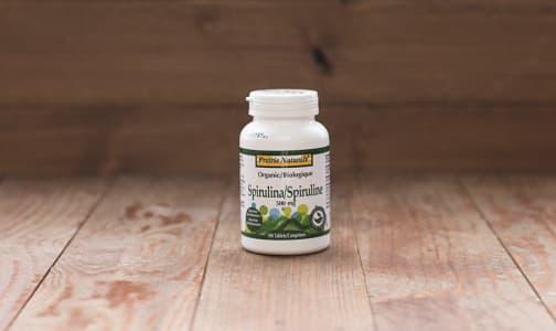 Organic Spirulina- Code#: VT1237