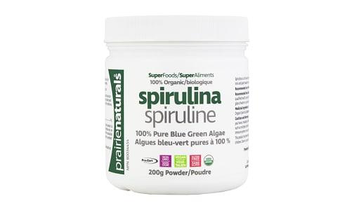 Organic Spirulina Powder- Code#: VT1238