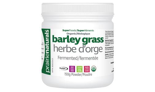 Organic Fermented Barley Grass Powder- Code#: VT1241