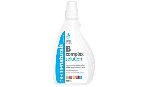 Liquid B Complex Solution- Code#: VT1243
