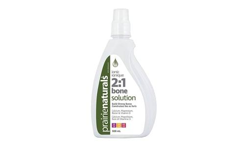 Liquid Bone Solution 2:1- Code#: VT1280