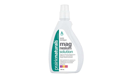 Liquid Magnesium Solution- Code#: VT1281