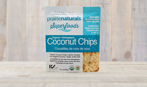 Organic Coconut Chips- Code#: VT1287
